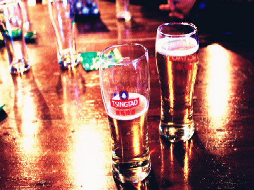 青岛啤酒馆